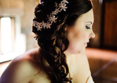 Danielle's Beautiful Bride, Tiffany