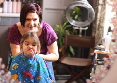 Kids cuts by Rebecca